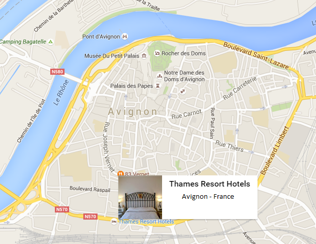 Come to Thames Resort Hotels